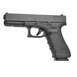 The Modular Back Strap design of the GLOCK 17 Gen4 allows one to easily customize its grip to add comfort to shooters. Buy glock online now !