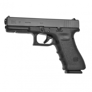 GLOCK 17 is trusted by law enforcement officers and military personnel around the globe because of its unsurpassed reliability. Buy online
