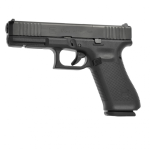 """With the Glock 17 MOS enhances the already near-perfect Gen5 model of """"The original"""" with the addition of the Modular OpticSystem (MOS)."""