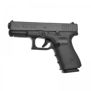The GLOCK 19 Gen 4 pistol in 9 mm Luger offers great firepower while allowing to shoot quick and accurately. Buy Glock 19 Online