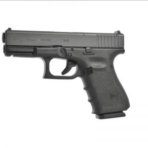 Glock 19 MOS , As quick-targeting reflex sights have made their way onto defensive carry guns, GLOCK developed the G19 Gen4 in MOS config...