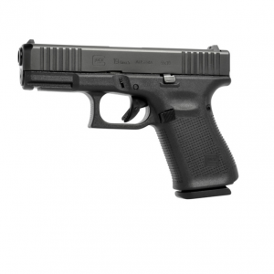 Glock 19 FS Gen5 pistol in 9mm Luger is ideal for a more versatile role due to its reduced dimensions. Buy Glock 19 online