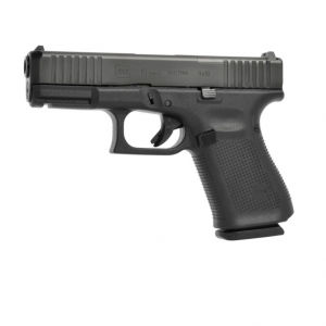 Glock 19 MOS Compact Gen 5 enhances the desirability of the already near-perfect Gen5 model with the addition of the Modular OpticSystem