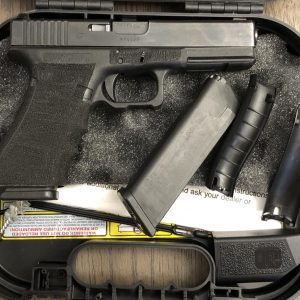 The high-performance Buy Glock 31 is characterized by a high muzzle velocity, ideal for long shooting distances. Glock Accessories For Sale